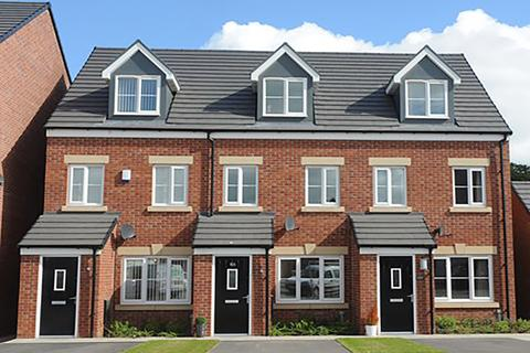 3 bedroom semi-detached house for sale - Plot 12, The Windermere at Bannerbrook Park, Jasper Close  CV4