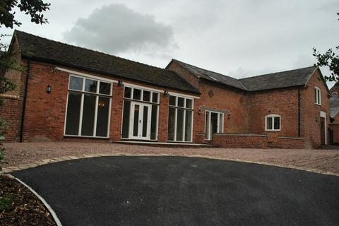 3 bedroom barn conversion to rent - Ash Road, Whitchurch, Shropshire