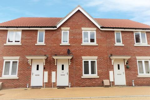 3 bedroom terraced house for sale - Brian Mc Carter Gardens, Queens Hill , Costessey