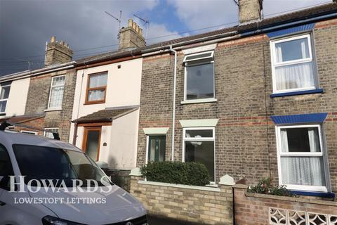 3 bedroom terraced house to rent - Princes Road, Lowestoft