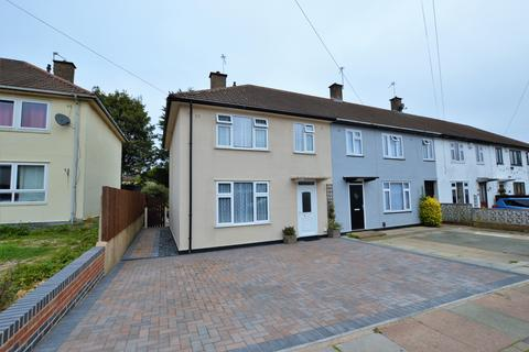 3 bedroom end of terrace house for sale - Montrose Road South, Leicester, Leicestershire