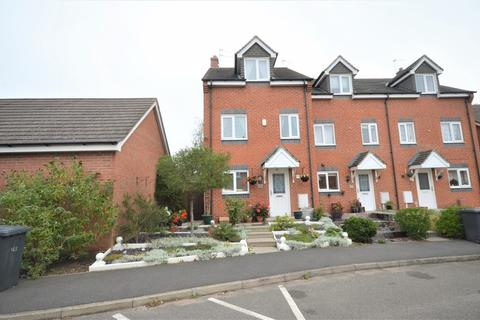 3 bedroom end of terrace house for sale - Boughton Road, Corby