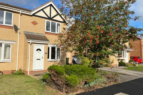 2 bedroom semi-detached house to rent - Foxglove Way, Lincoln