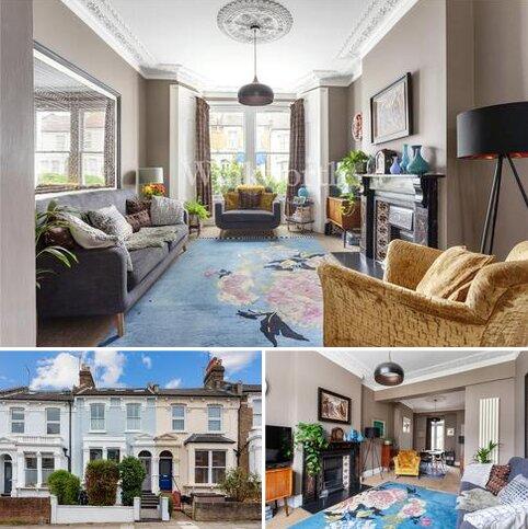 5 bedroom terraced house for sale - Lothair Road South, London, N4