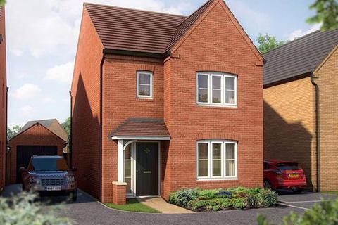 3 bedroom detached house for sale - Plot 81, Cypress at Oaklands, Harrier Way, Hardwicke, Hunts Grove GL2