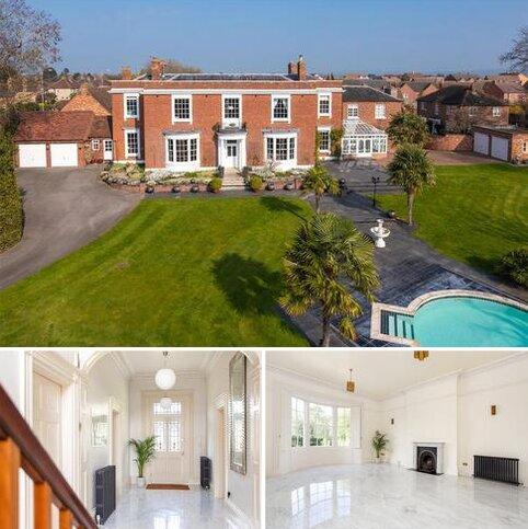 8 bedroom detached house for sale - Prospect Gardens, Elm Road, Evesham, Worcestershire, WR11