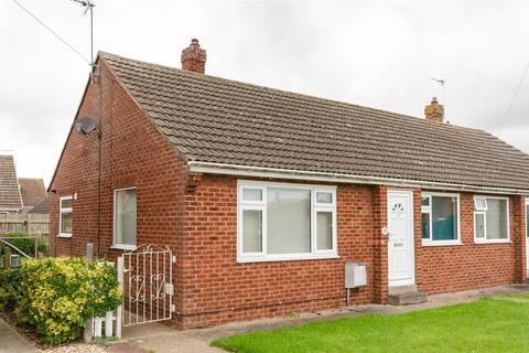 2 bedroom semi-detached bungalow for sale - Glebelands, Burton Pidsea, Hull