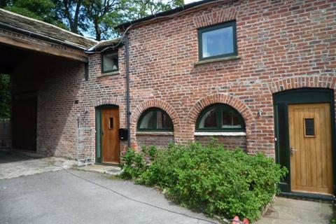 2 bedroom barn conversion to rent - The Old Dairy, North Rode