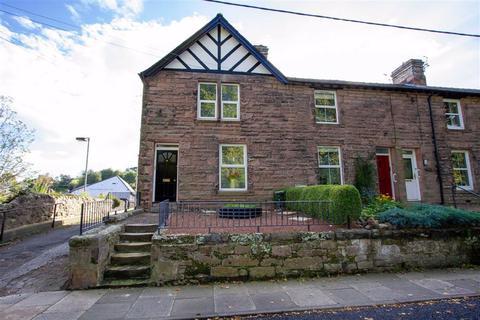 2 bedroom end of terrace house to rent - Wooler