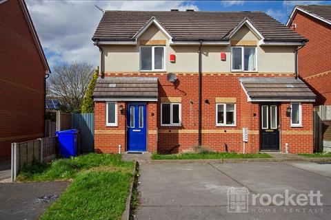 2 bedroom semi-detached house to rent - Festival Close, Stoke On Trent