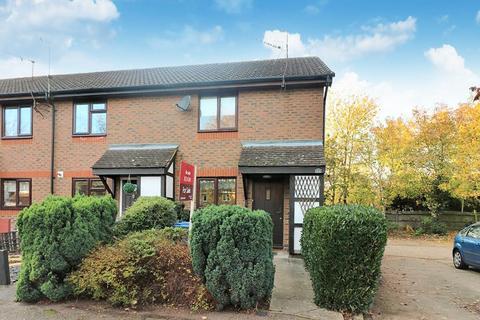 2 bedroom end of terrace house for sale - Wellington Drive, Welwyn Garden City