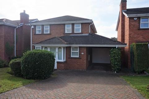 4 bedroom detached house to rent - Foxes Meadow, Sutton Coldfield