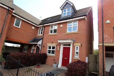 4 bedroom semi-detached house for sale - Fosse Close, Burbage, Leicestershire