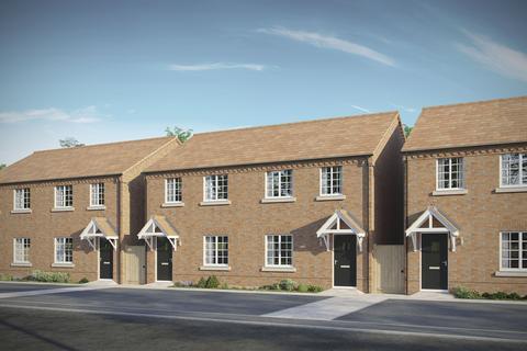 3 bedroom semi-detached house for sale - Plot 37, The Cherry at Duston Gardens, Bants Lane, Duston NN5