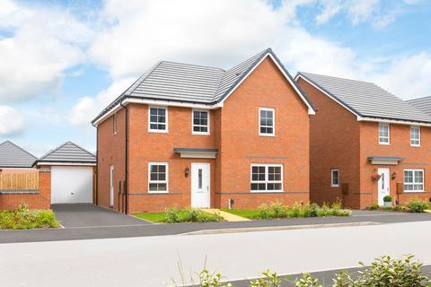 4 bedroom detached house for sale - Radleigh at Cherry Tree Park St Benedicts Way, Ryhope, Sunderland SR2