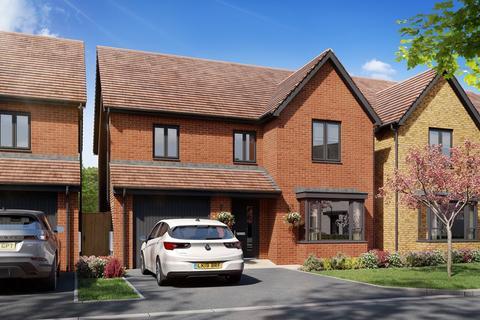 4 bedroom detached house for sale - Aspen at Barratt Homes at Chilmington Hedgers Way, Kingsnorth TN23