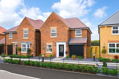 3 bedroom detached house for sale - Abbeydale at Hesslewood Park Jenny Brough Lane, Hessle HU13