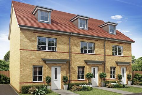 4 bedroom semi-detached house for sale - Kingsville at Barratt Homes @ Parc Fferm Wen Celyn Close, St Athan CF62