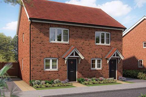 2 bedroom terraced house for sale - Plot 3, Hawthorn at Fletchers Rise, off Beggars Bush Lane, Wombourne, West Midlands WV5