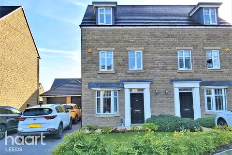 4 bedroom semi-detached house for sale - Newton Close, Lightcliffe