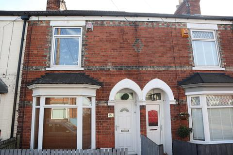2 bedroom terraced house to rent - Thoresby Street, HU5