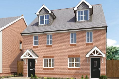 3 bedroom semi-detached house for sale - Plot 37, Orford Max at Millfields, Boothroyden Road, Middleton M24
