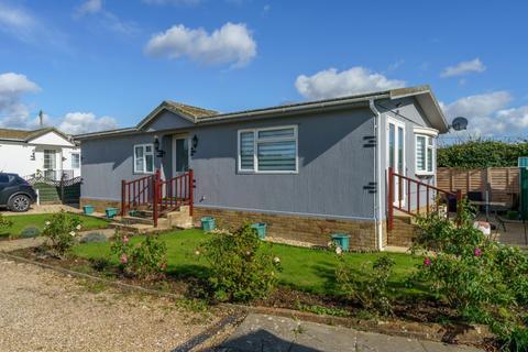 2 bedroom mobile home for sale - The Old Canal, Lidsey Road, Bognor Regis, West Sussex, PO22 9PN