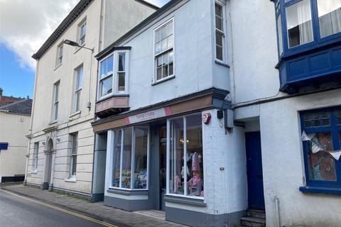 Shop for sale - East Street, South Molton