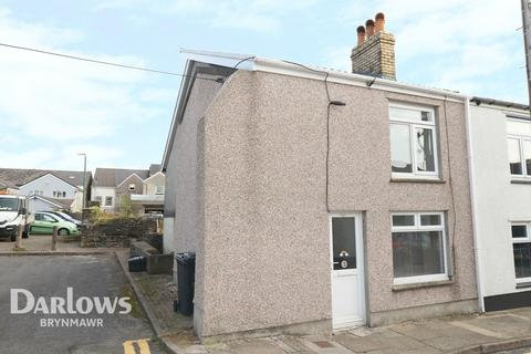 2 bedroom end of terrace house for sale - Glamorgan Street, Brynmawr