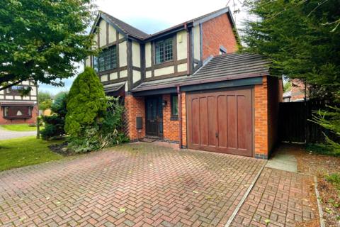 4 bedroom detached house for sale - Wicklow Avenue, Lytham St. Annes, Lancashire, FY8