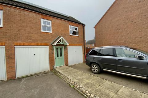 2 bedroom coach house to rent - Madison Close, Coventry, CV4