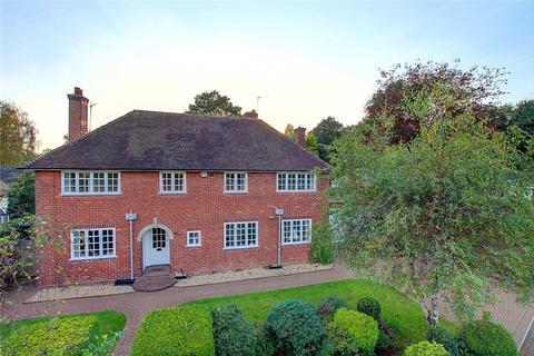5 bedroom detached house for sale - Cherry Hill Avenue, Barnt Green, Birmingham, B45