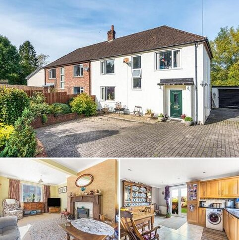4 bedroom semi-detached house for sale - Builth Wells,  Powys,  LD2