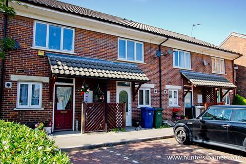 2 bedroom terraced house to rent - Hardy Close, Barnet, Hertfordshire, EN5