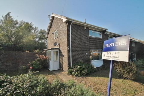 2 bedroom end of terrace house to rent - Valley Drive, Gravesend, Kent