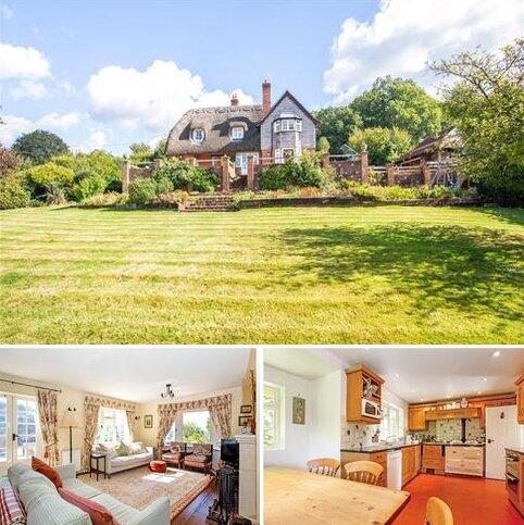 5 bedroom character property for sale - Brook Lane, Woodgreen, Fordingbridge, Hampshire, SP6