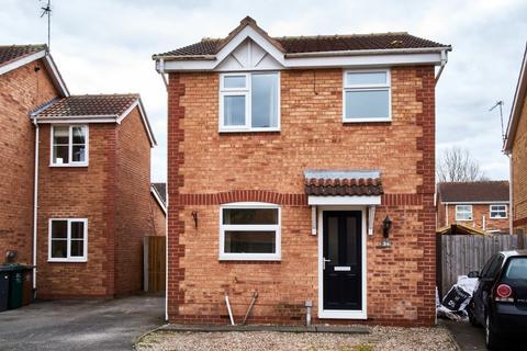 3 bedroom terraced house to rent - 94 Coach Way, Willington, Derby, DE65 6EU