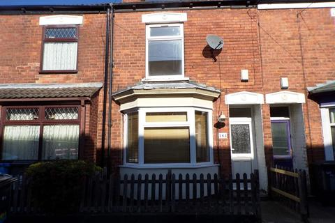 2 bedroom terraced house to rent - Thoresby Street, Hull, HU5 3RE