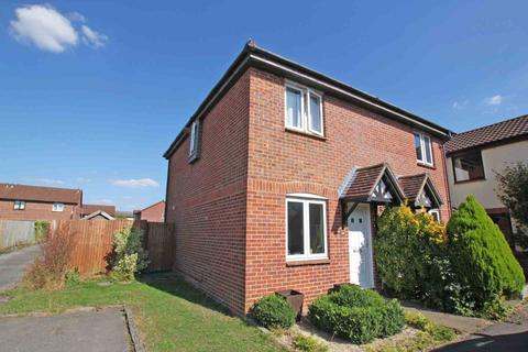 2 bedroom semi-detached house to rent - Nene Grove, Didcot