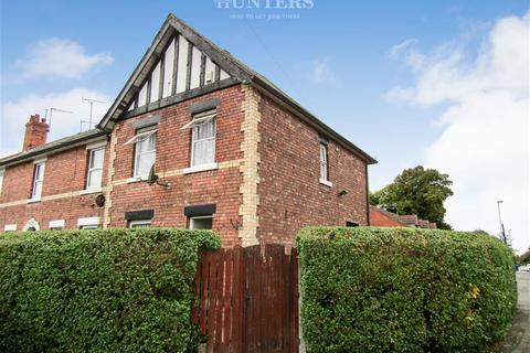 3 bedroom end of terrace house for sale - Burns Street, Gainsborough, DN21 2PR
