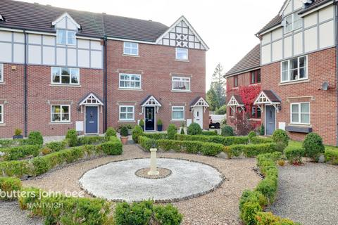 3 bedroom end of terrace house for sale - Wickstead Close, Nantwich