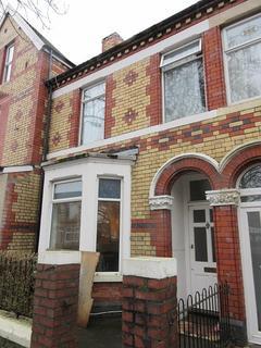1 bedroom ground floor flat to rent - Paget Street (Ground Floor Front), Grangetown, Cardiff