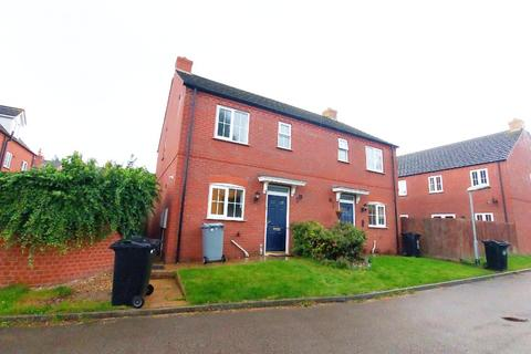 3 bedroom semi-detached house to rent - Tilling Close, Grantham, NG31