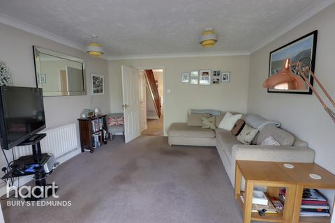 2 bedroom end of terrace house for sale - Old Stowmarket Road, Woolpit, Bury St Edmunds