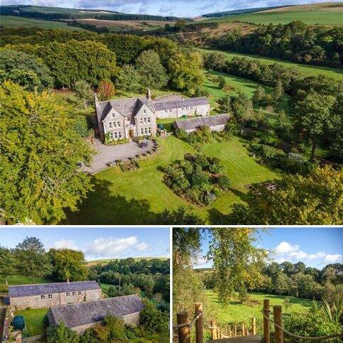 6 bedroom equestrian property for sale - Kirkmichael Old Manse, Parkgate, Dumfries, DG1