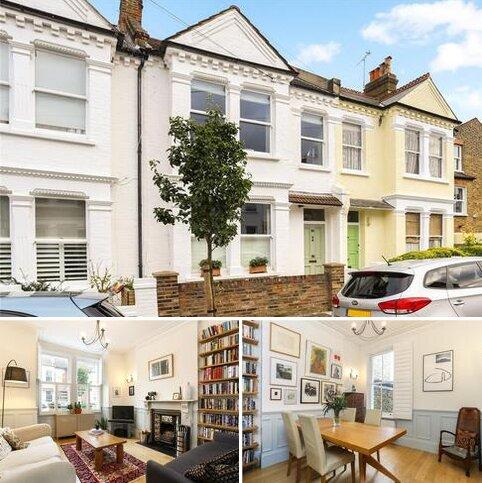 4 bedroom terraced house for sale - Farlow Road, Putney, London, SW15