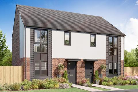 2 bedroom semi-detached house for sale - Plot 163, The Pannal at Germany Beck, Bishopdale Way YO19