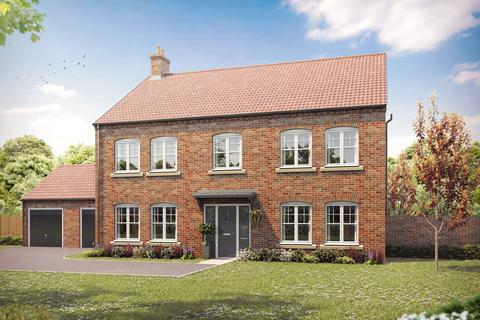 5 bedroom detached house for sale - Plot 162, The Harewood at Germany Beck, Bishopdale Way, North Yorkshire YO19