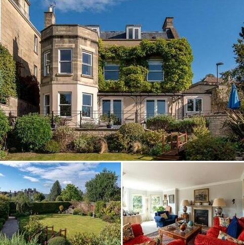 5 bedroom detached house for sale - Sion Hill, Bath, BA1