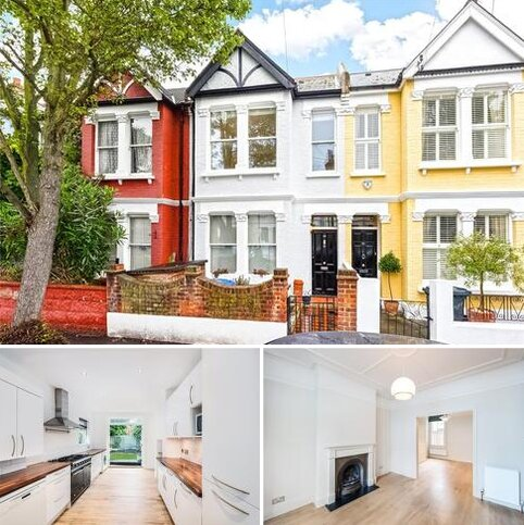 3 bedroom terraced house for sale - Temple Road, Chiswick, London, W4
